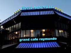 Amadore Hotel Restaurant Arneville