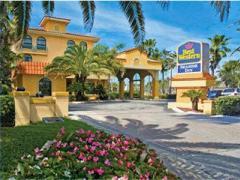 Best Western Seaside Inn - St. Augustine Beach
