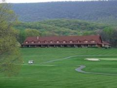 Cacapon State Park Lodge