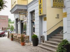 Hotel Am Stuttgarter Eck