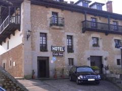 Hotel Conde Duque Santillana del Mar