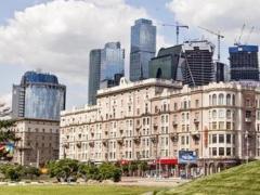 Kutuzov House on Kutuzovsky prospekt