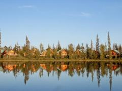 Lac Le Jeune Wilderness Resort