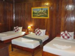 Neak Pean Hotel - Wooden House