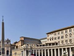 Notte a San Pietro
