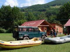 Rafting Rooms Tara