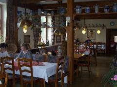 Restaurant - Pension Herrgottstal