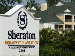 Sheraton Broadway Plantation