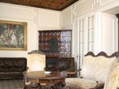 Sir David Balaton Castle