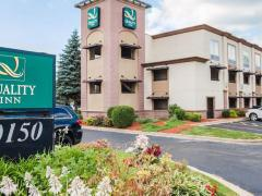 The Quality Inn Milwaukee/ Brookfield