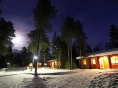 Ukonjärven Holiday Village