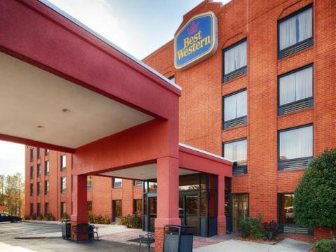 Best Western Executive Inn Richmond