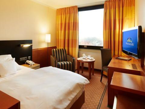 Best Western Premier Arosa Hotel