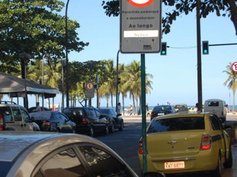 Copacabana Praia Master