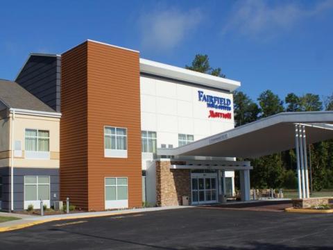 Fairfield Inn & Suites by Marriott Chesapeake Suffolk