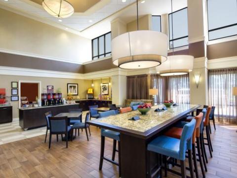Hampton Inn & Suites-Atlanta Airport North-I-85