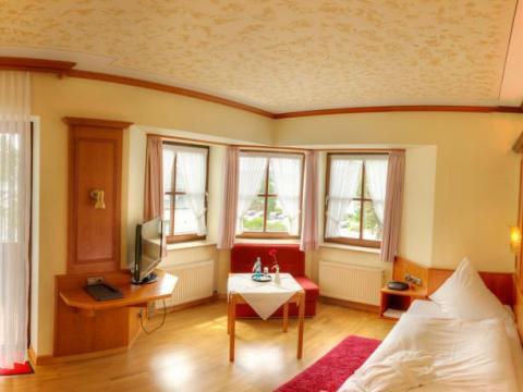 Hotel Liebesglück - Genießen zu zweit