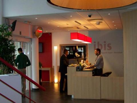 ibis Hotel Brussels Expo Atomium