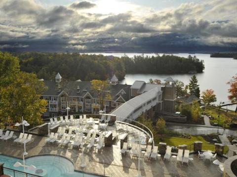 JW Marriott The Rosseau Muskoka Resort