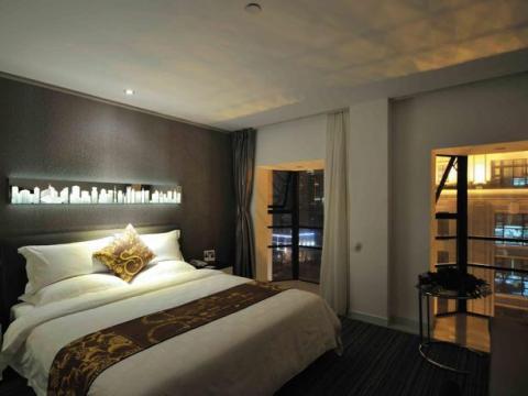 Kingtown Riverside Hotel Plaza Shanghai