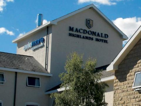Macdonald Highlands Hotel