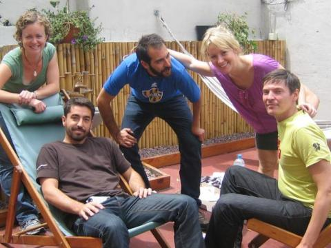 Sabatico Travelers Hostel